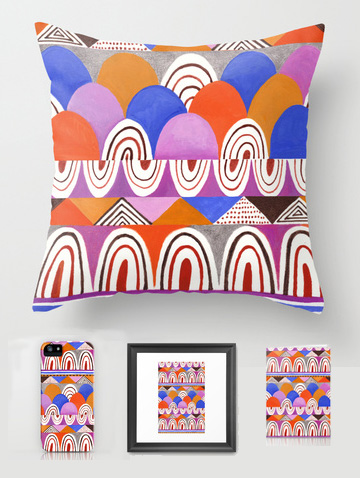 new item society6